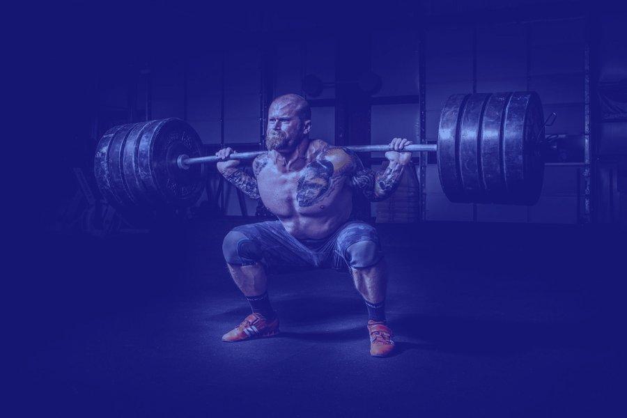 powerlifting pentru dureri de șold)